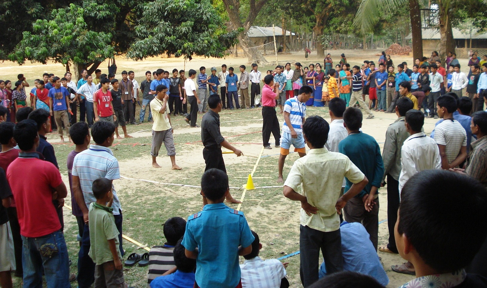 Training for new leaders in Bangladesh