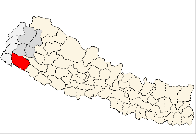 kailali district