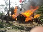 Fire breaks out in Bhutanese Refugee Camp in Nepal!